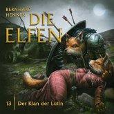Der Klan der Lutin / Die Elfen Bd.13 (Audio-CD)