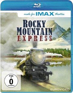 Rocky Mountain Express, 1 Blu-ray - Diverse
