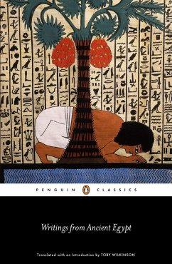 Writings from Ancient Egypt (eBook, ePUB) - Wilkinson, Toby