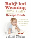 The Baby-led Weaning Quick and Easy Recipe Book (eBook, ePUB)