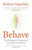 Behave (eBook, ePUB)