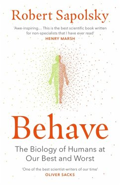 Behave (eBook, ePUB) - Sapolsky, Robert M