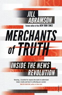 Merchants of Truth (eBook, ePUB) - Abramson, Jill