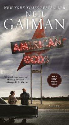 American Gods [tv Tie-In] - Gaiman, Neil