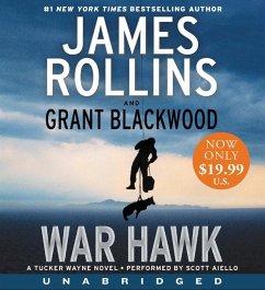 War Hawk, 1 Audio-CD - Rollins, James; Blackwood, Grant