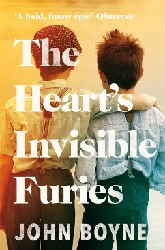 The Heart's Invisible Furies (eBook, ePUB) - Boyne, John