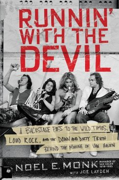 Runnin' with the Devil - Monk, Noel; Layden, Joe