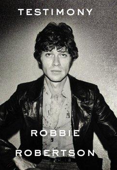 Testimony (eBook, ePUB) - Robertson, Robbie