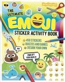 The Ultimate Emoji Sticker Activity Book
