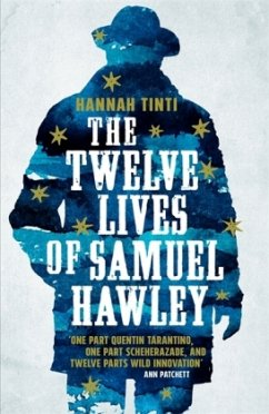 The Twelve Lives of Samuel Hawley - Tinti, Hannah