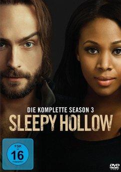 Sleepy Hollow - Die komplette Season 3 DVD-Box