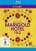 Best Exotic Marigold Hotel 1 & 2 BLU-RAY Box
