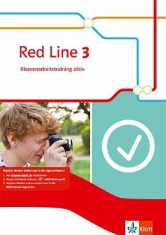 Red Line 3. Klassenarbeitstraining aktiv mit Multimedia-CD Klasse 7