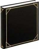 Walther Standard schwarz 30x30 100 Seiten weiß Fotoalbum MX200B