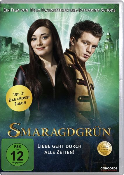 Smaragdgrün - Niewöhner,Jannis/Ehrich,Maria