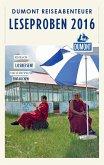 DuMont Reiseabenteuer Leseprobe 2016 (eBook, ePUB)