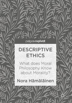 Descriptive Ethics - Hämäläinen, Nora