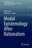 Modal Epistemology After Rationalism