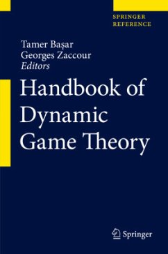 Handbook of Dynamic Game Theory
