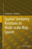 Spatial Similarity Relations in Multi-scale Map Spaces