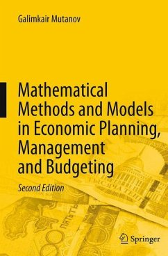 Mathematical Methods and Models in Economic Planning, Management and Budgeting