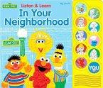 Sesame Street: Listen and Learn: In Your Neighborhood