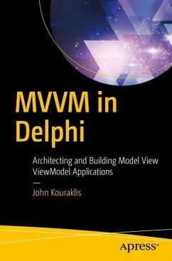 MVVM in Delphi - Kouraklis, John