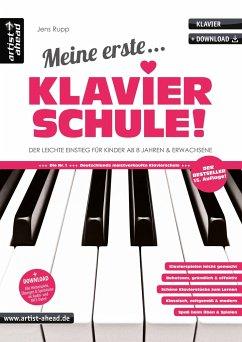 9783866421035 - Rupp, Jens: Meine erste Klavierschule! - Buch