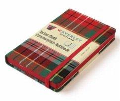 Waverley Scotland Large Tartan Cloth Commonplac...