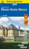 BVA Radwanderkarte Radwandern im Rhein-Kreis Neuss