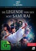 Die Legende von den acht Samurai (DDR-Kinofassung + Extended Version, 2 Discs)