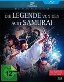 Die Legende von den acht Samurai (DDR-Kinofassung + Extended Version)