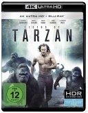 Legend of Tarzan - 2 Disc Bluray