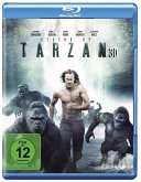 Legend of Tarzan - 2 Disc Bluray