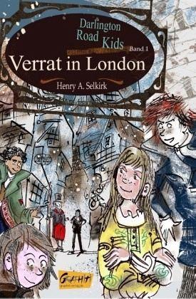 Verrat in London - Selkirk, Henry A.