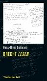 Brecht lesen (eBook, ePUB)