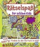 Rätselspaß für schlaue Kids (Mängelexemplar)