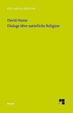 Dialoge über natürliche Religion (eBook, PDF) - Hume, David