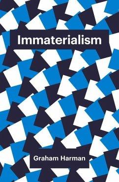 Immaterialism (eBook, ePUB) - Harman, Graham