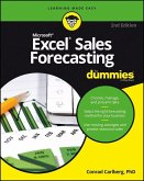 Excel Sales Forecasting For Dummies (eBook, PDF)