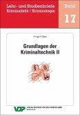 Grundlagen der Kriminaltechnik II (eBook, ePUB)