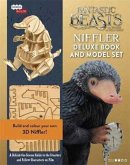 Fantastic Beasts - Niffler Deluxe Book and Model Set
