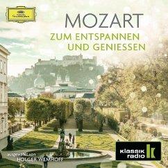 Mozart, Zum Entspannen und Genießen, 2 Audio-CDs