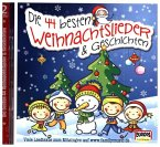 Die 44 besten Weihnachtslieder & Geschichten, 2 Audio-CDs
