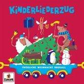Kinderliederzug - Fröhliche Weihnacht überall, 1 Audio-CD