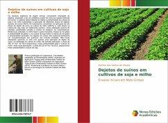 Dejetos de suínos em cultivos de soja e milho