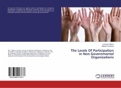 The Levels Of Participation in Non Governmental Organizations
