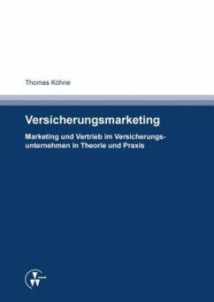 Versicherungsmarketing - Köhne, Thomas