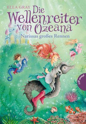 Buch-Reihe Die Wellenreiter von Ozeana von Ella Gray