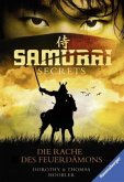 Die Rache des Feuerdämons / Samurai Secrets Bd.2 (Mängelexemplar)